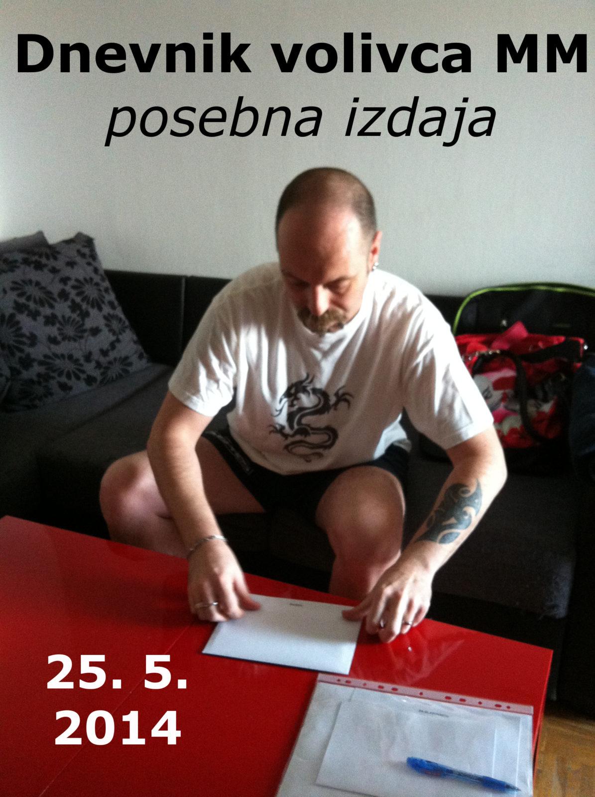 dnevnik volivca posebna izdaja 01